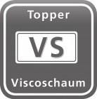 Viscotopper, 8 cm