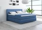 Aktionsbett 180x200 - Blau